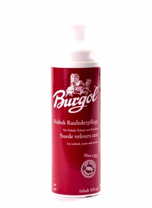 Burgol płyn do zamszu 100 ml