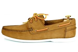 Lord Boat shoes - Zamsz/Camel