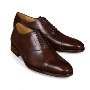 Lord Premium Oxford - Brązowe