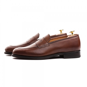 771- Loafers Brown Patina
