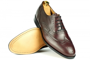 Lord Brogues - Burgundowe